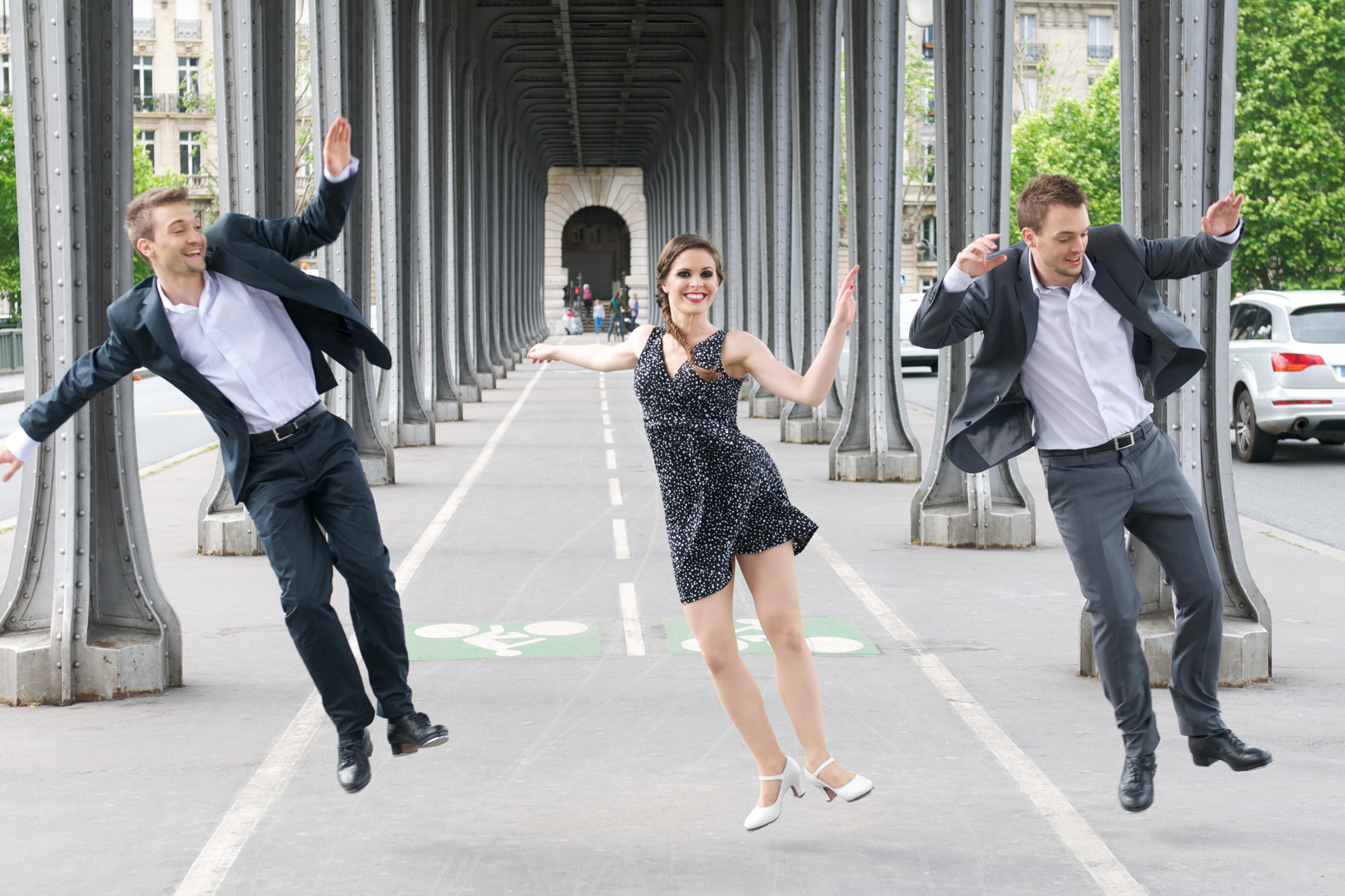 Tournage Slyde Dance Paris